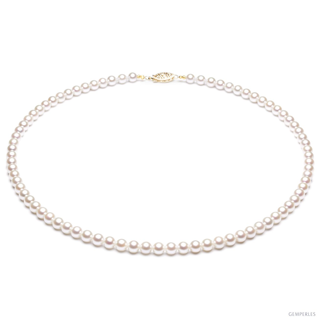 expertise collier perle fine