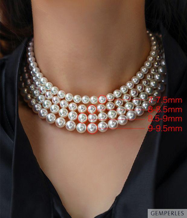 collier perle haute joaillerie