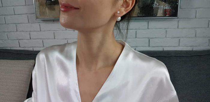 Boucles oreilles double taylor