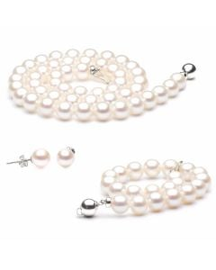 Parure Mariage exquis I Bijoux perles mariage