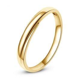 Alliance bijou mariage - Alliance Femme - Or jaune 18cts - Diamant