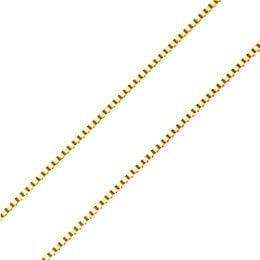 Catenina oro giallo 18kt - 40 cm - 105e