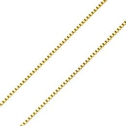 Maglia Veneziana oro giallo 18kt | 45cm +115€
