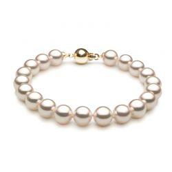 Bracelet perle Akoya - Perles du Japon