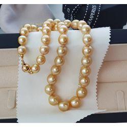 Collier ravissant perles haut de gamme Australie