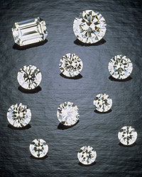 Diamants synthétiques